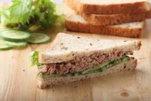 правильные бутерброды
