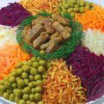 Салат «Чафан»
