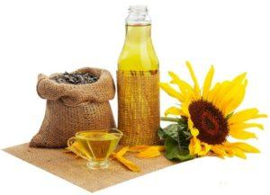 Подсолнечное масло польза и вред как принимать