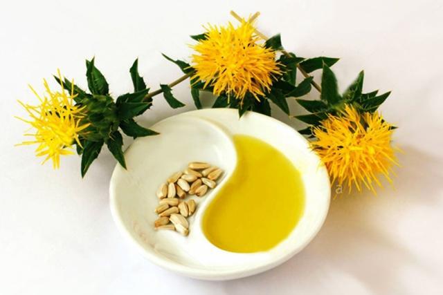 Сафлоровое масло: полезные свойства и противопоказания  как хранить
