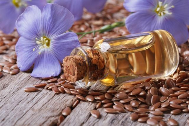 Самое полезное для здоровья растительное масло: льняное