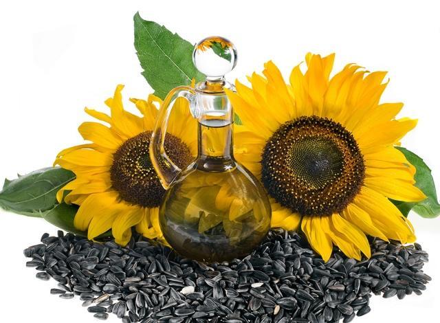 Самое полезное для здоровья растительное масло: Подсолнечное
