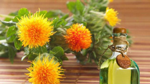 Самое полезное для здоровья растительное масло: Сафлоровое