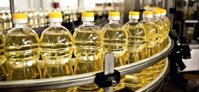 вид растительного масла