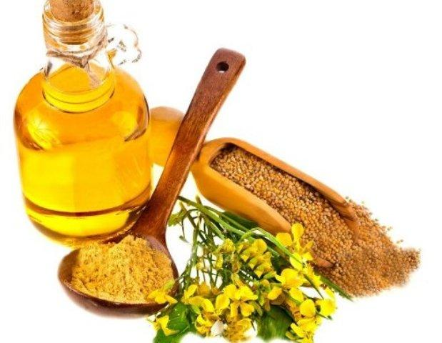 Горчичное масло: полезные свойства