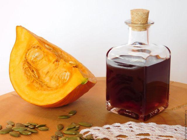 Самое полезное для здоровья растительное масло: Тыквенное