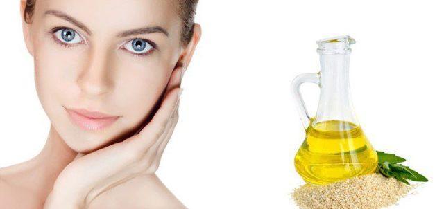 Польза кунжутного масла в косметологии