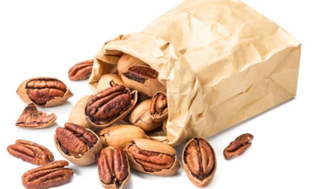 Сколько нужно съесть орехов пекан в день