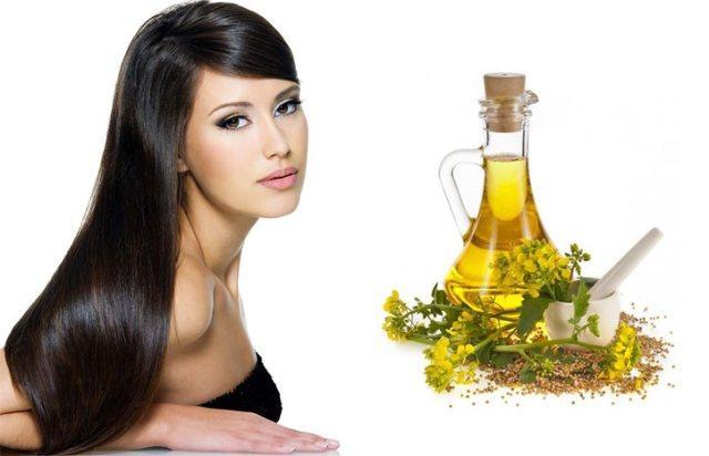 Рапсовое масло в косметологии
