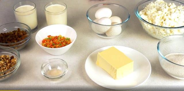 Творожная пасха: рецепт с фото пошагово