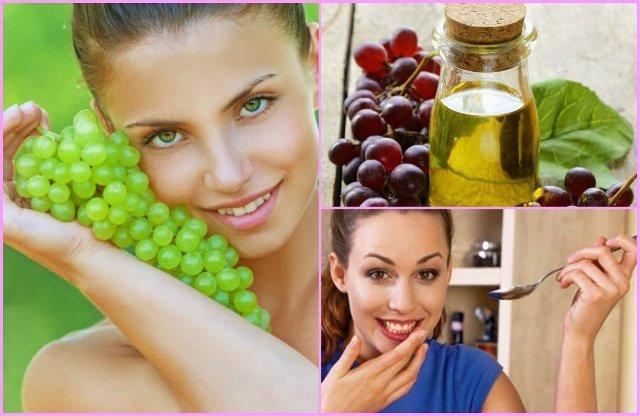 Полезные свойства масла из виноградных косточек для женщин