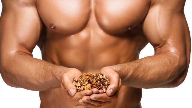 Грецкий орех для мужчин