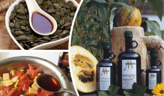 Тыквенное масло в кулинарии