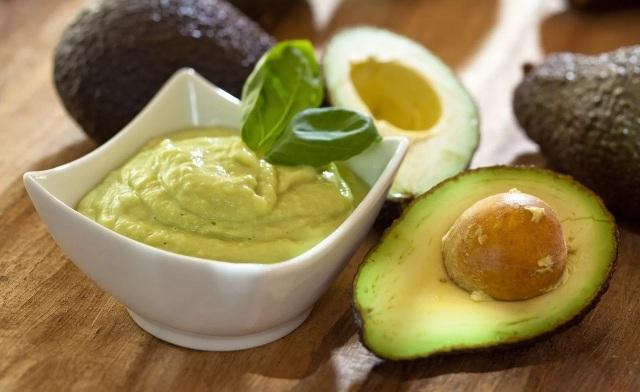Применение авокадо в пищу