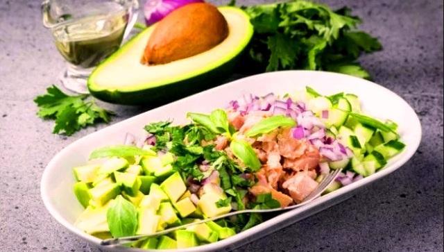 Авокадо польза и вред для организма: Рецепты