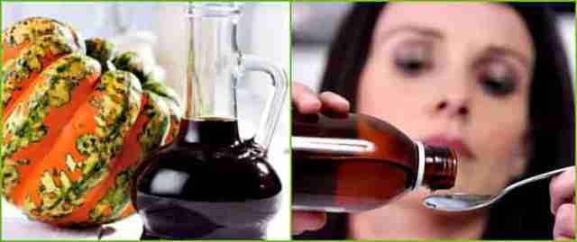 Тыквенное масло для пищеварения