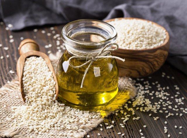 Как хранить кунжутное масло
