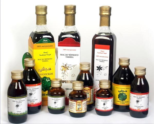 Как выбрать качественное масло черного тмина