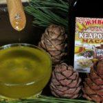 Масло кедровое: польза и вред как принимать