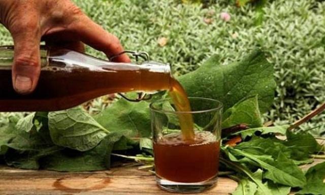 Рецепт спиртово-медовой настойки с соком лопуха