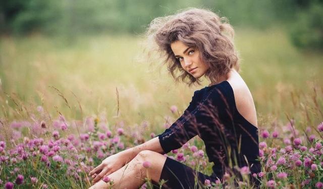 Клевер красный: лечебные свойства  для женщин