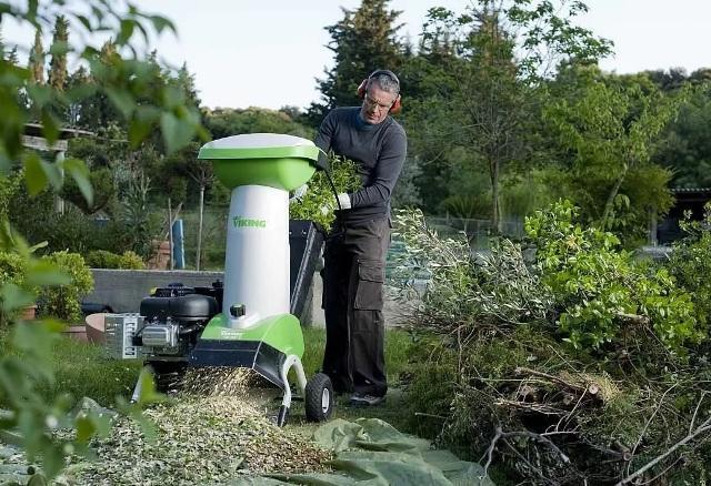 Садовый измельчитель для травы и веток: какой выбрать