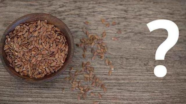 Семена льна: вред и побочный эффект