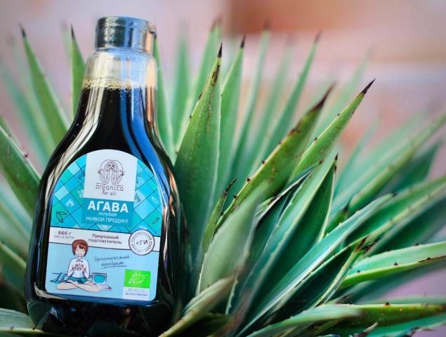 Чем заменить сахар при похудении: сироп агавы