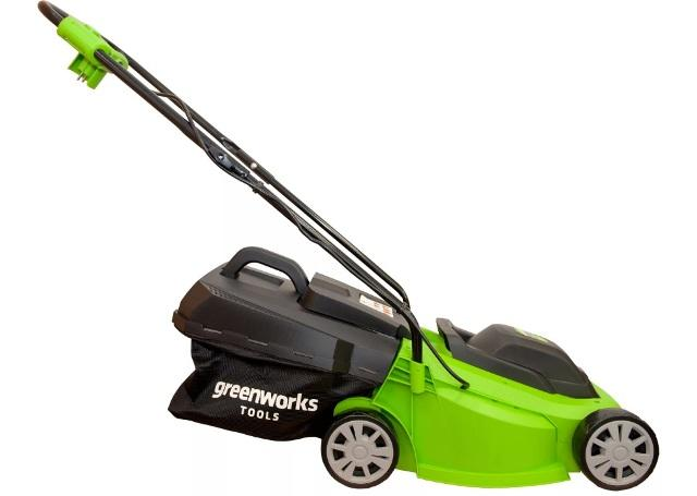 Электрическая газонокосилка GreenWorks 2502207