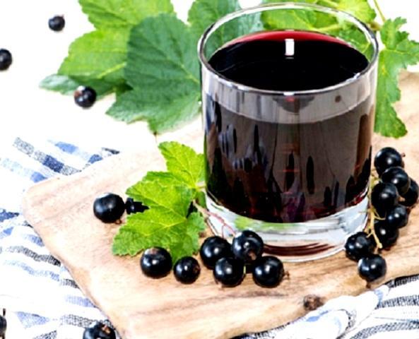 Чем полезен сок черной