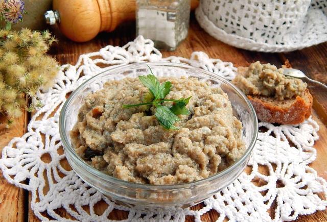 Грибная икра из вареных грибов: самый вкусный рецепт грузди