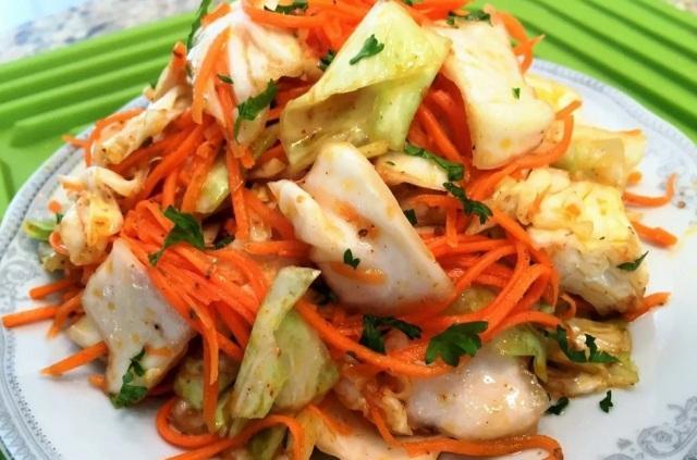 капуста на зиму в банке: очень вкусные рецепты по-корейски