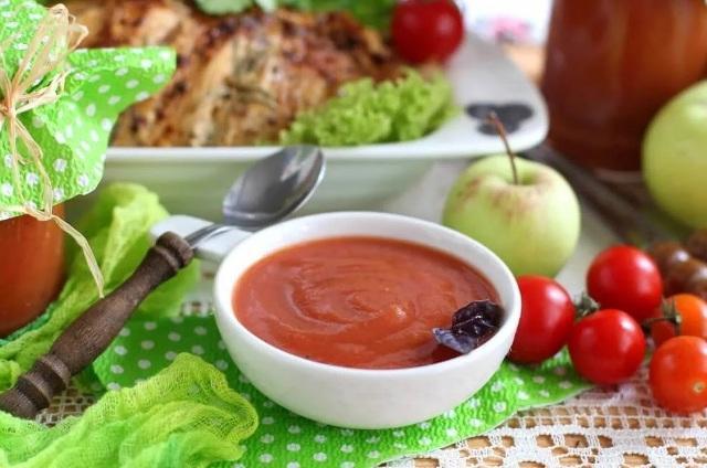 кетчуп в домашних условиях рецепт