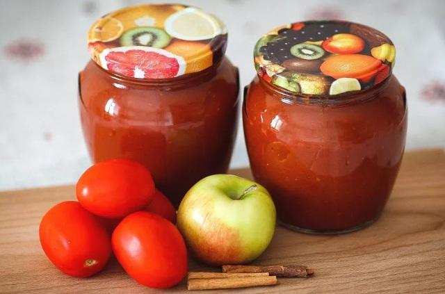 Кетчуп из яблок в домашних условиях: рецепт на зиму