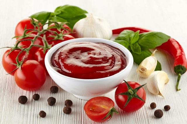 Кетчуп с чесноком в домашних условиях: рецепт на зиму