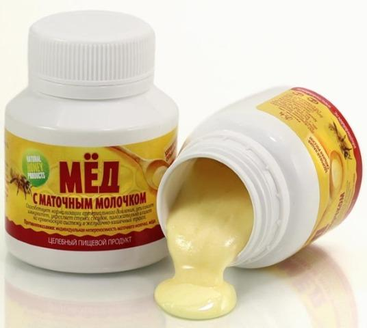Пчелиное маточное молочко: польза и вред как принимать. с медом