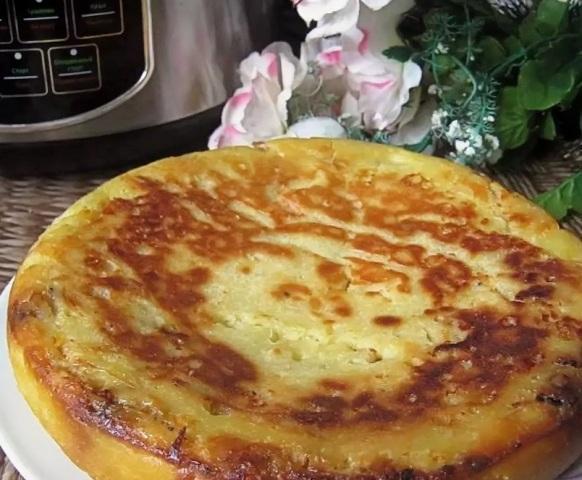 Заливной пирог с капустой: рецепт на кефире