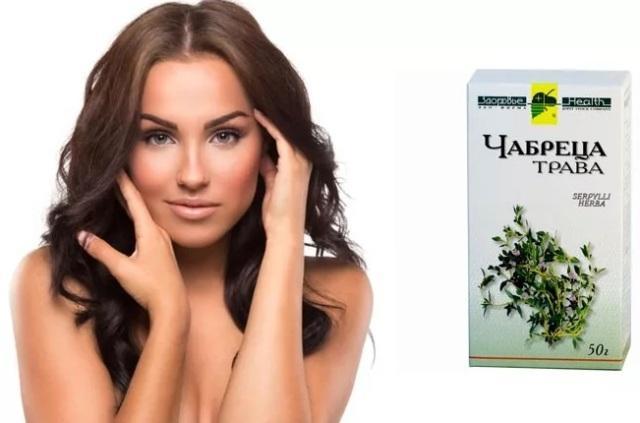 Польза и вред чабреца для женщин