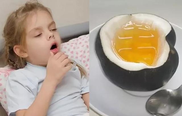 Черная редька с медом от кашля: рецепт для детей