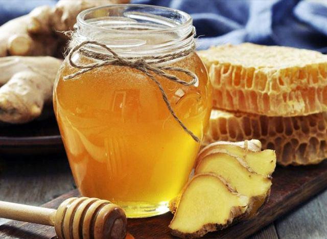 Имбирь с медом для иммунитета