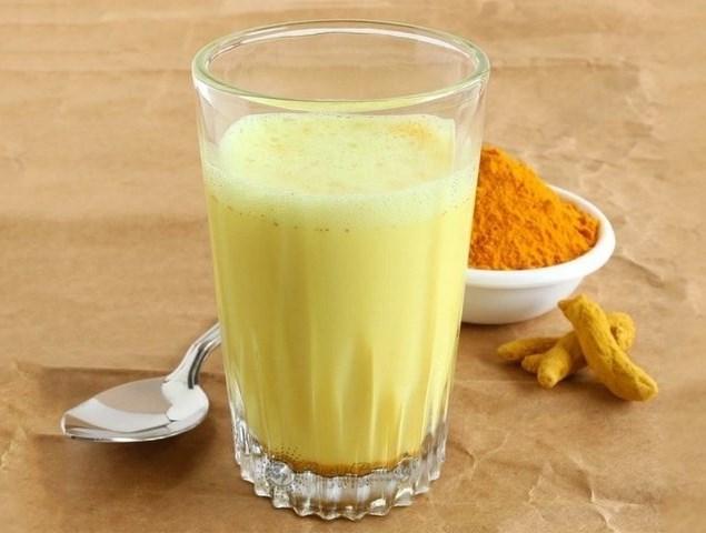 Золотое молоко из куркумы: рецепт