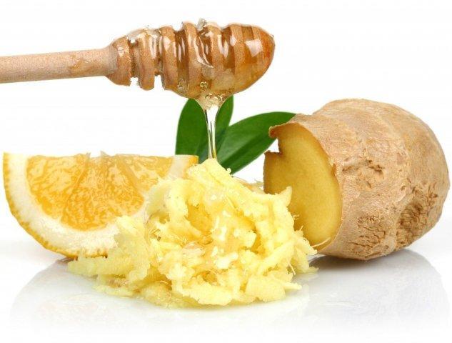 Имбирь с медом и лимоном для иммунитета: пропорции