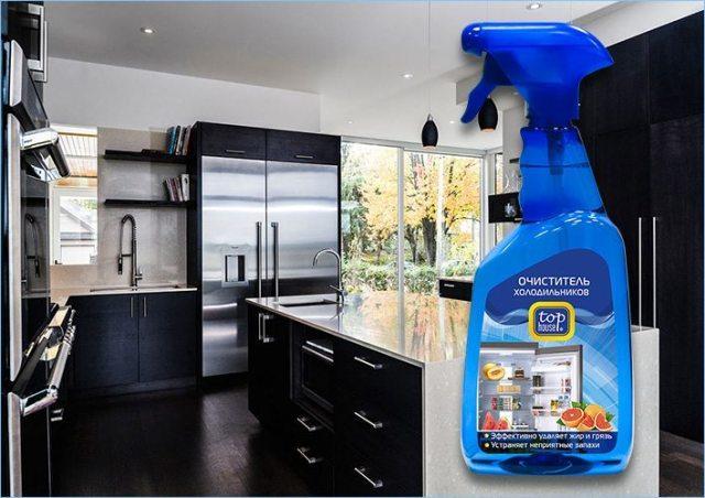Как и какими средствами избавиться от запаха в холодильнике