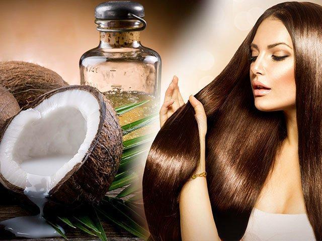 Кокосовое: как использовать для волос