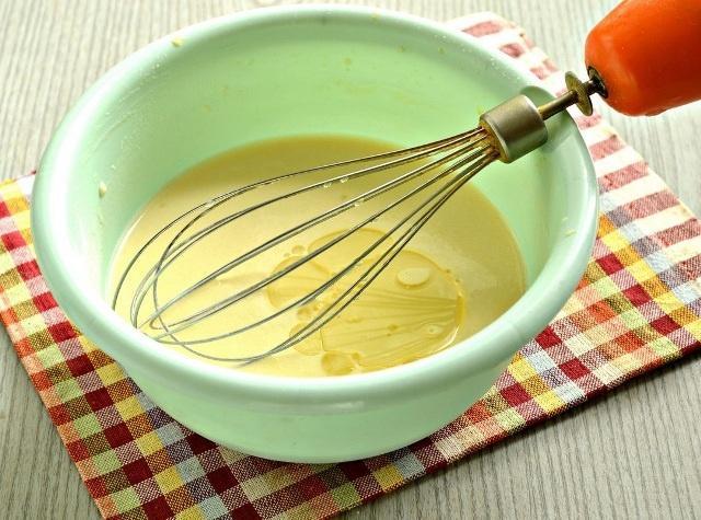 Рецепт вкусных блинов с дырочками