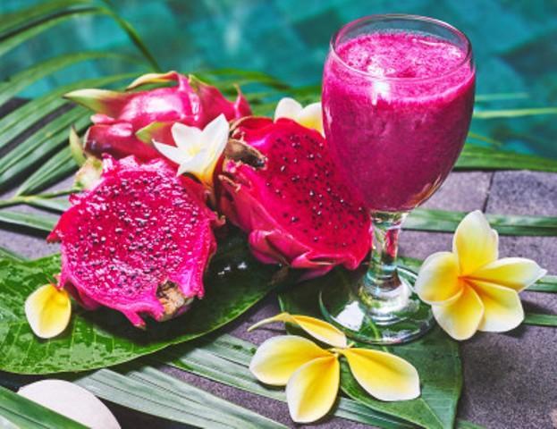 Как есть фрукт питахайя и какой вкус