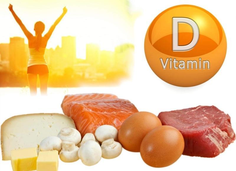 В каких продуктах содержится витамин Д: список продуктов для женщин