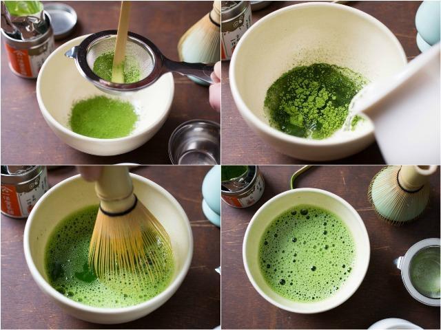 Полезные свойства чая матча