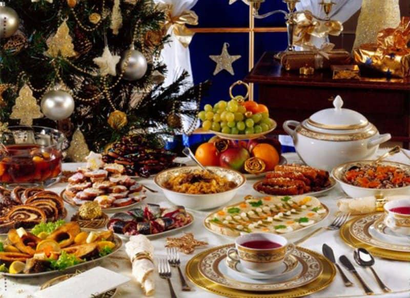 Что можно и что нельзя готовить на Новый год
