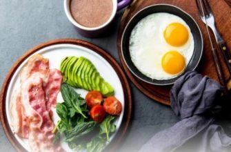 Простые рецепты кето диеты